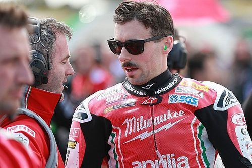 "Laverty ""trapped in a nightmare"" after Thailand crash"