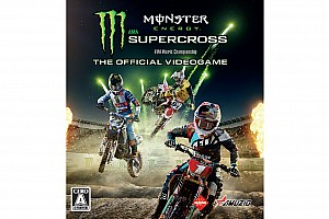 【PR】手に汗握る興奮を。『Monster Energy Supercross』3/22発売