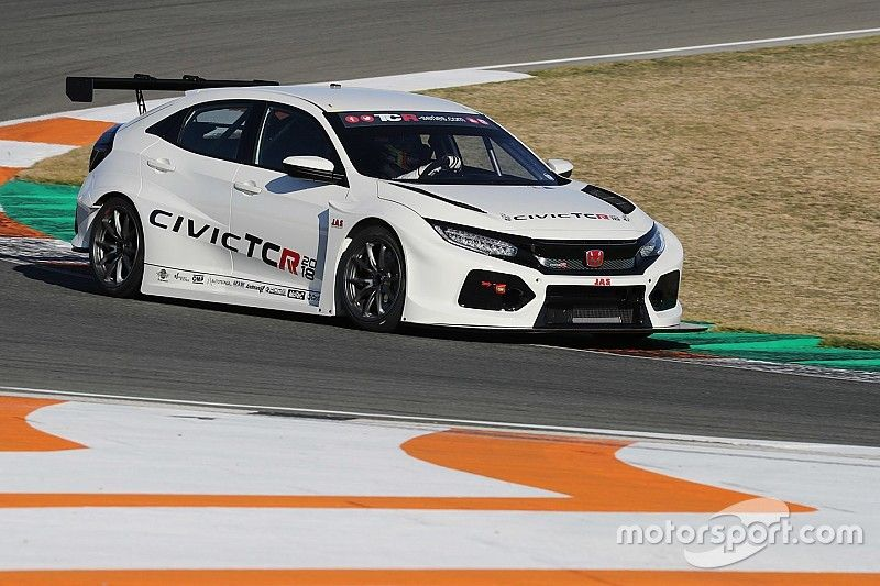 Europe: Cencetti e Piro compagni di squadra al volante di Hyundai e Honda