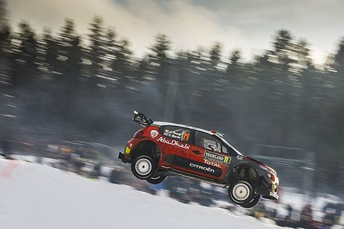 """Breen """"gutted"""" to make way for Loeb after Sweden success"""