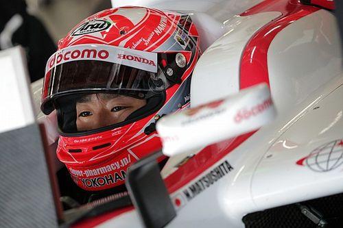 Matsushita veut revenir en Formule 2
