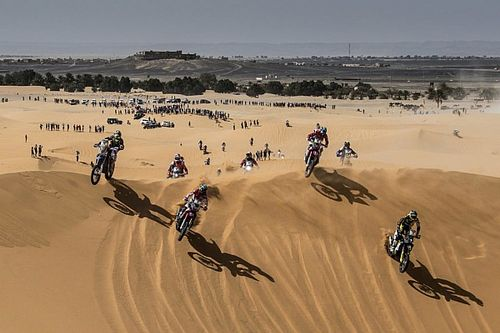 Barreda, un triunfo con garra en el Rally Merzouga