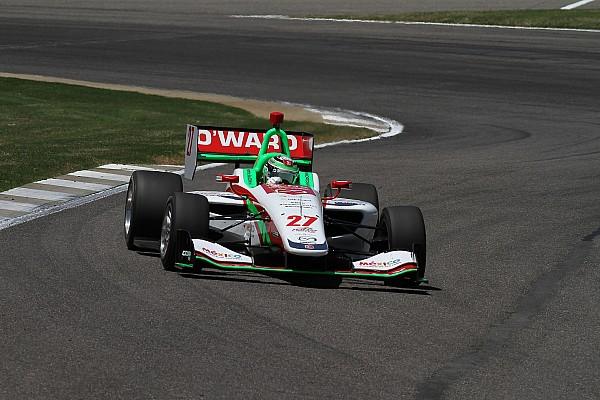 Indy Lights Crónica de Carrera Patricio O'Ward gana la primera en Barber