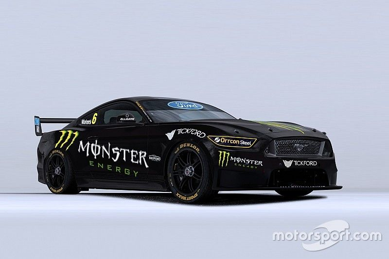 Ford returns to Supercars with Mustang