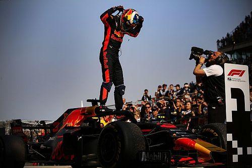 Ricciardo, a kifékezések mestere: ebben ő a legjobb? (videó)