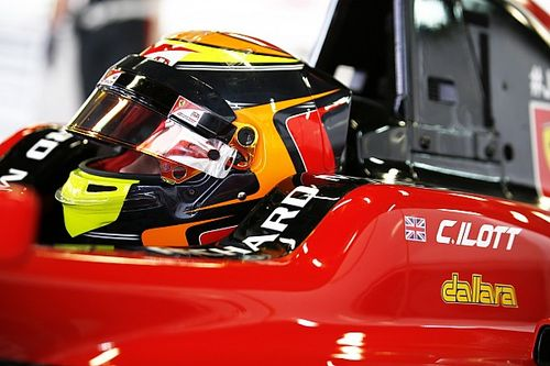 Red Bull Ring GP3: Ferrari's Ilott takes maiden pole