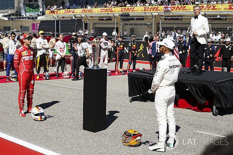 """Teams defend US GP presentations amid """"bad copy"""" criticism"""