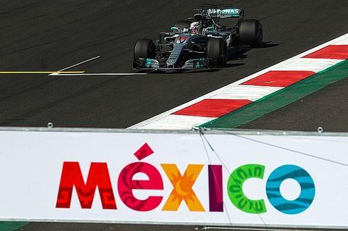 """Sexta-feira no México deixa Hamilton um pouco """"frustrado"""""""