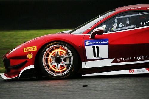 Nueva victoria de Nicklas Nielsen en la Ferrari Challenge Europa en Mugello