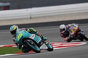Mir klopt Martin voor de pole in Maleisië, P4 Bendsneyder