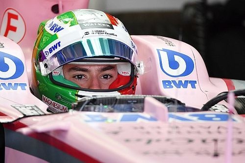 Former Force India reserve Celis joins Indy Lights