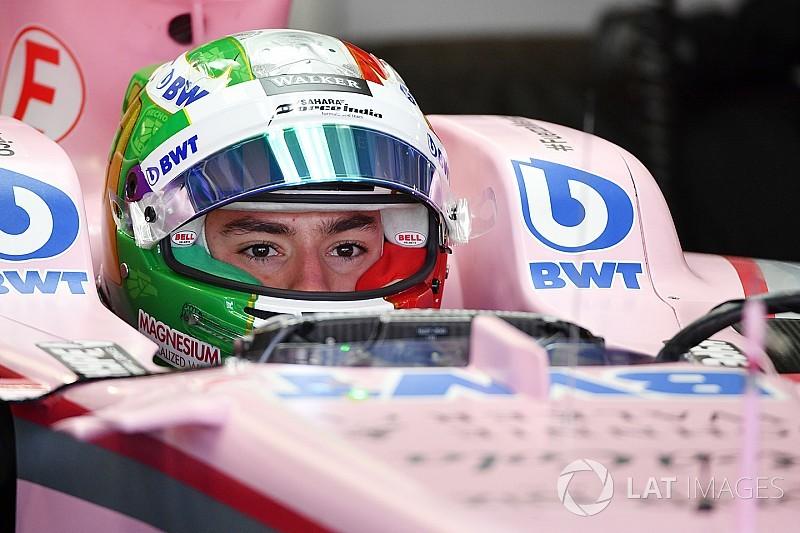 Former Force India reserve Celis joins Indy Lights