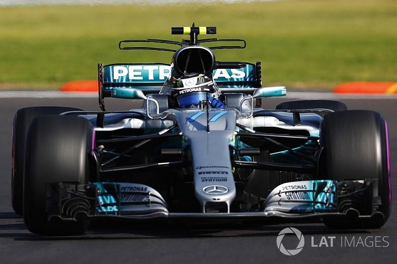 FP1 GP Meksiko: Mercedes memimpin, Bottas di depan Hamilton