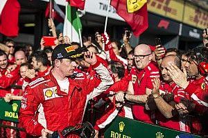 """Raikkonen, furioso con Ferrari en la radio: """"¡No me jodan de este modo!"""""""
