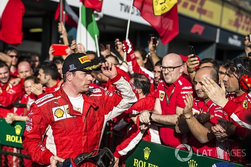 Райкконен у радіопереговорах із Ferrari: Та ви задовбали!