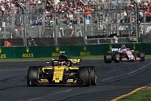 """ساينز """"كاد أن يتقيّأ"""" خلال سباق جائزة أستراليا الكبرى"""