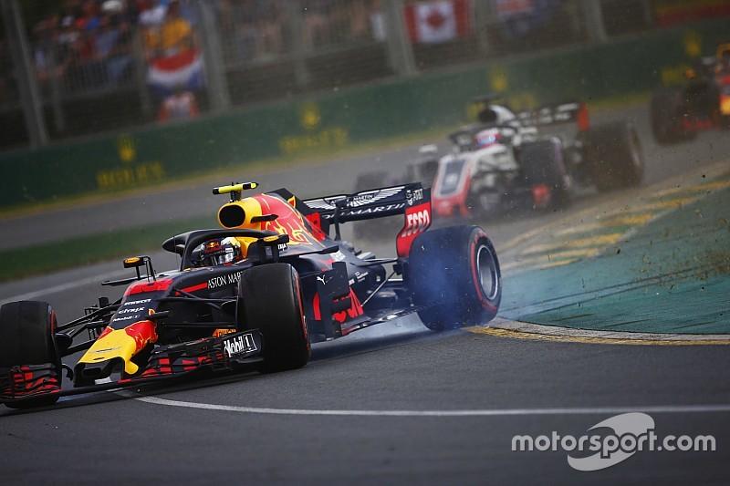 2014 yılından bu yana en çok ceza puanı alan pilotlar Verstappen ve Grosjean