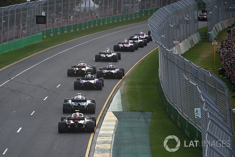 F1 overtaking talks fail to agree on 2019 changes