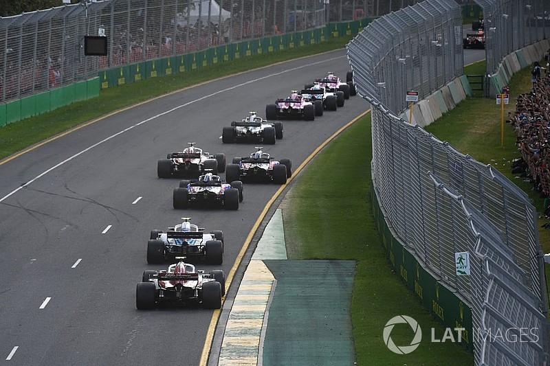 مقترحات تحسين عدد التجاوزات لموسم 2019 لا تلقى ترحيباً من فرق الفورمولا واحد