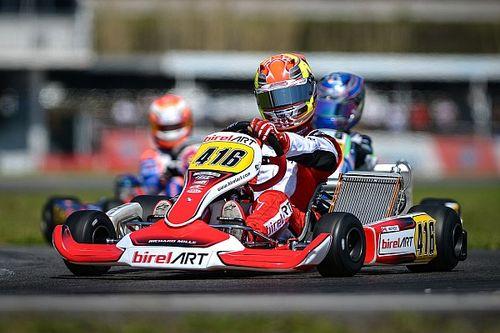 Karting - Thomas Nepveu shines in Sarno