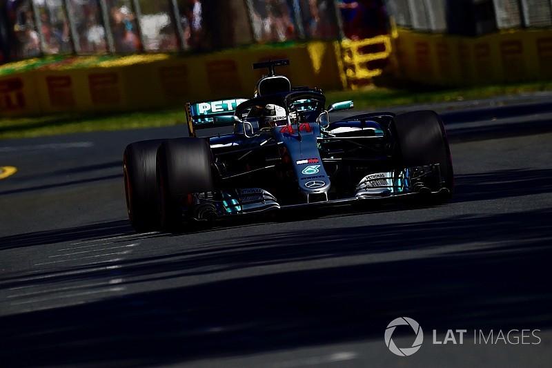 F1開幕戦FP2速報:ハミルトン、唯一1分23秒台で首位。ハートレー16番手