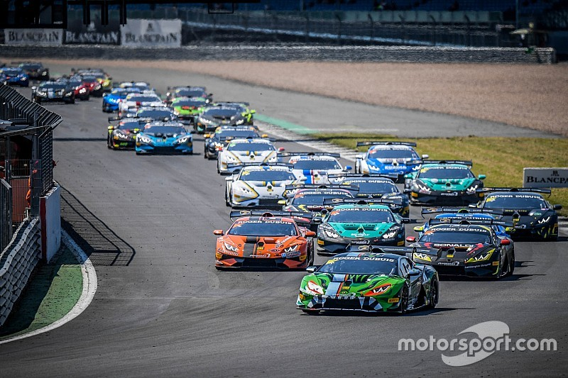 Tutto pronto per l'appuntamento a Spa-Francorchamps del Lamborghini Super Trofeo Europa
