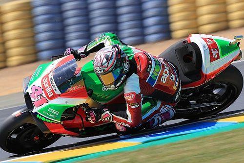 Aprilia promete orçamento maior para MotoGP em 2019