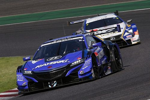 Will Button prevail in Motegi Super GT showdown?