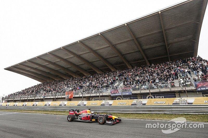 """Lammers over mogelijke F1-deal Zandvoort: """"Niet te vroeg juichen"""""""