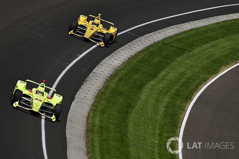 Indy 500: Pagenaud leads no-tow times in final practice
