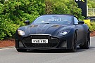 Auto L'Aston Martin DBS Superleggera Volante s'affûte
