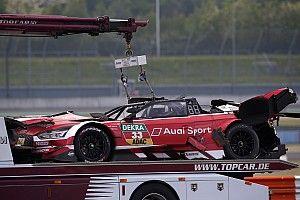 Audi восстановила машину Раста после ужасной аварии