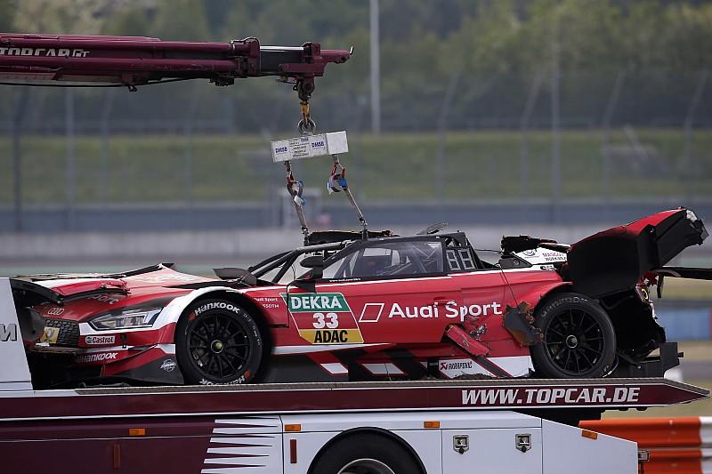 """Gut für Kundenteams: So """"billig"""" war Audi-Schrotthaufen am Lausitzring"""