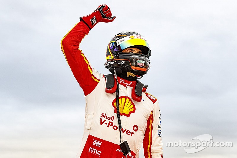 Coulthard reflects on confidence-building Supercars win