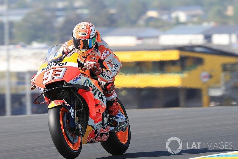 Márquez entre ressenti des progrès Honda et crainte de Ducati