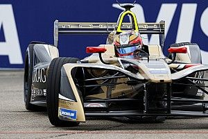 Berlin ePrix: Points leader Vergne tops practice