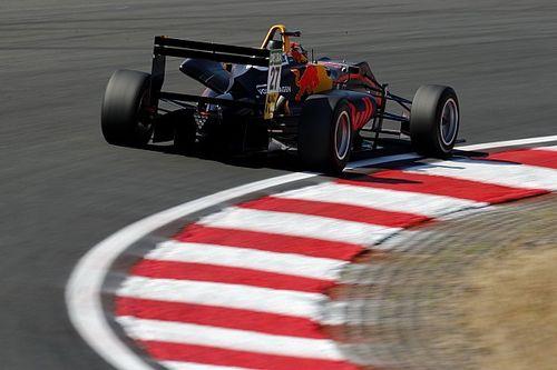 Motopark takes Red Bull pair to Euroformula Open