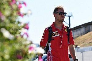 Vettel örül Hamilton hosszabbításának: csak ezentúl ő nyerjen, ne a brit...