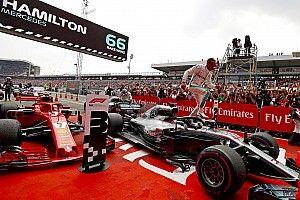 """Hamilton sobre su victoria en Alemania: """"Oré mucho antes del arranque"""""""