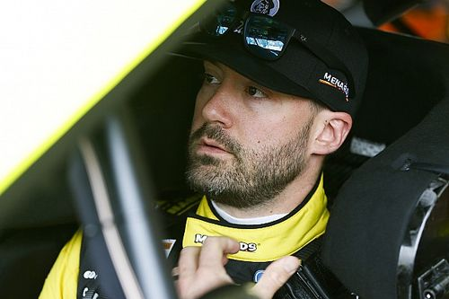 """Paul Menard: """"It's an honor"""" to drive for the Wood Brothers"""
