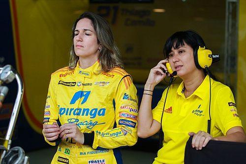 Com nome envolvido em fraude, entenda como Bia Figueiredo se tornou piloto reconhecida fora do país