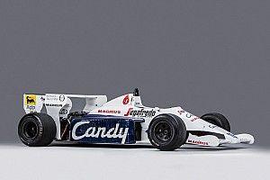 El Toleman que Senna corrió en Mónaco irá a subasta