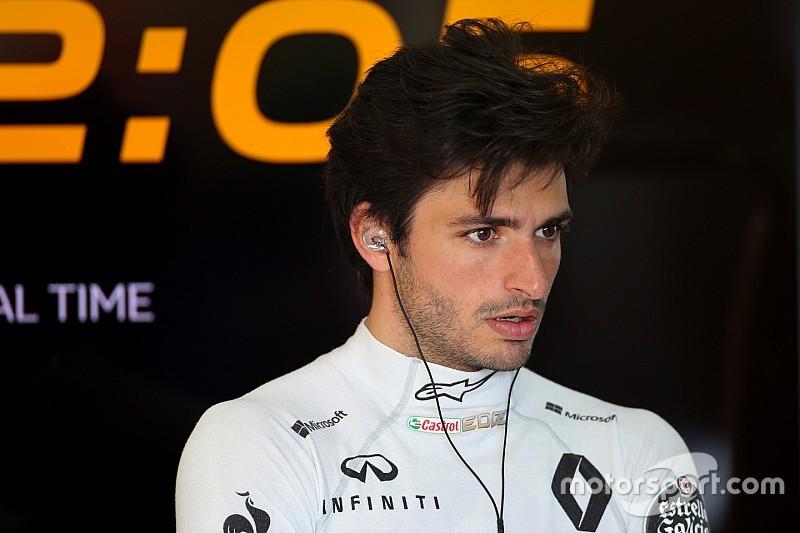 """Sainz: """"Prefiero hacer un año bueno que un podio puntual"""""""