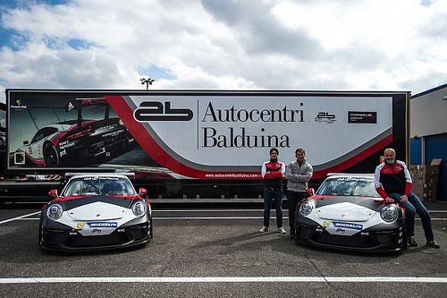 Carrera Cup Italia, AB Racing affianca Verrocchio a Berton per Imola