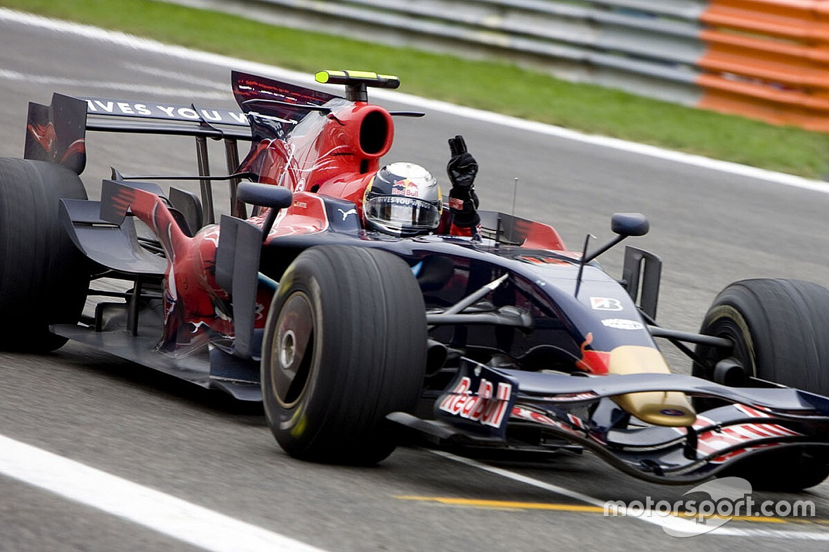 Lo más destacado de Toro Rosso en Fórmula 1