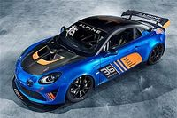 Alpine ikut bermain di kategori GT4