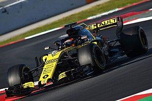 """Sainz: """"En cuanto al motor Renault no hay nada que objetar"""""""