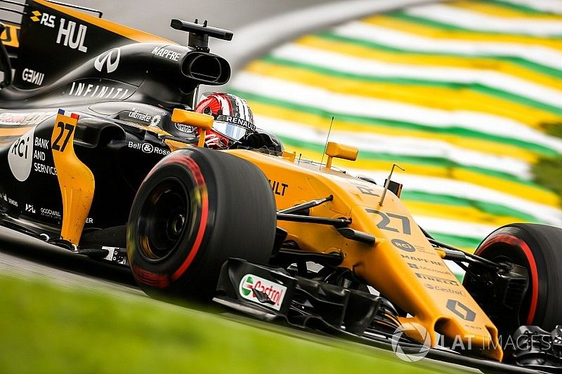 Renault says F1 engine gained a second over 2016