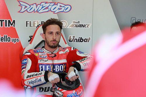 Dovizioso houdt hoopt in Valencia, Lorenzo wil geen trucs uithalen