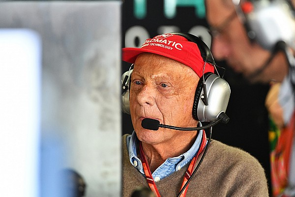 Formula 1 Special feature Brutally honest: Lauda quizzed by the F1 paddock